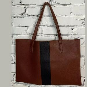 Vince Camuto Leather Tote Bag Purse